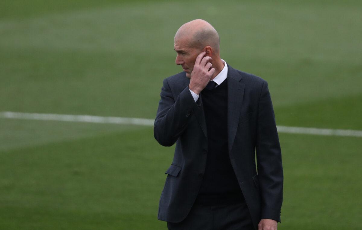 BUM: Zidan više nije trener Real Madrida, a evo ko će ga naslediti!