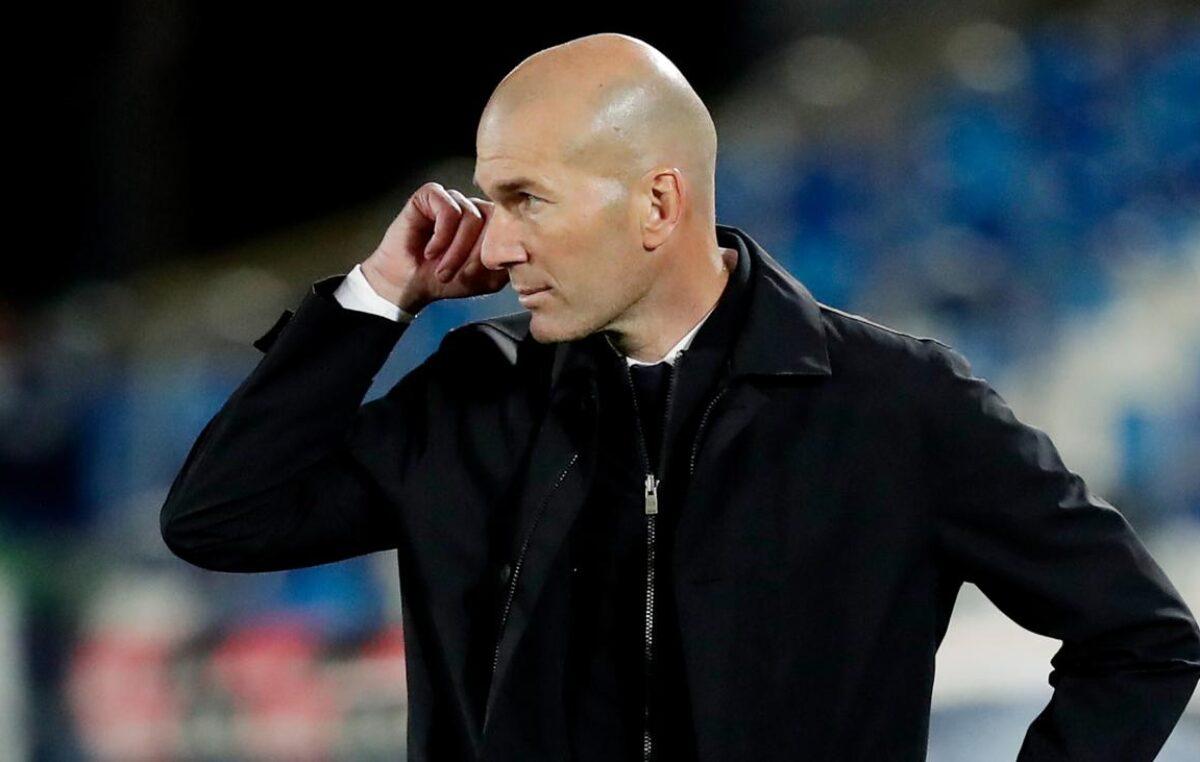 ŠOK: Zidan napušta klupu Real Madrida na kraju sezone!
