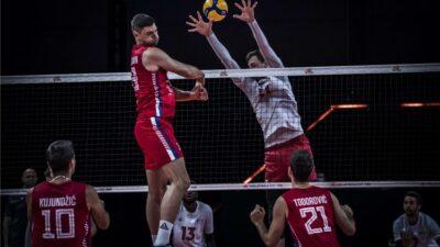 Poraz Srbije, ništa od polufinala!