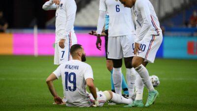 Poznato koliko će Benzema pauzirati!