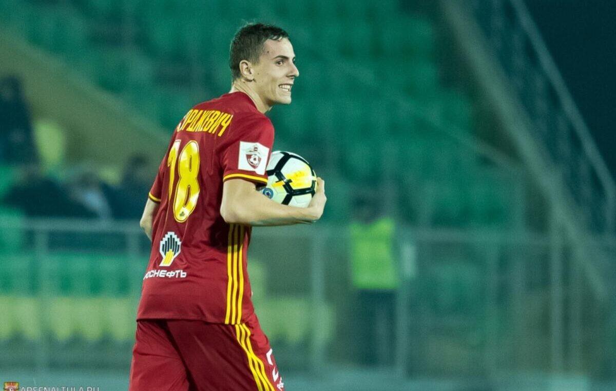 NAPADAČ LOKOMOTIVE: San mi je da zaigram za Partizan!