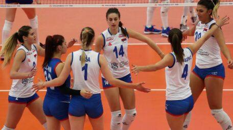 Poznat konačan spisak odbojkašica Srbije za Olimpijske igre!