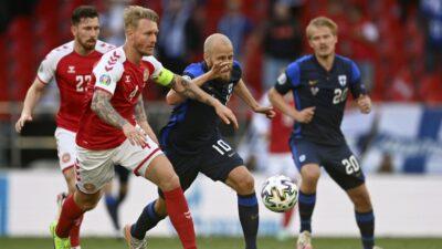 EURO 2020: Finska slavila protiv emotivno ispražnjene Danske! (VIDEO)