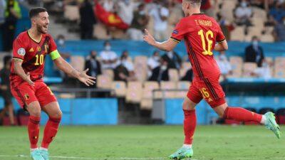 Belgija je u 1/4 finala Evropskog prvenstva! (VIDEO)