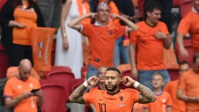 Holandija rutinski savladala Austriju! (VIDEO)