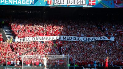 Sjajan gest fudbalera Belgije!