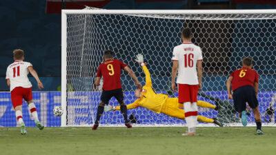 Moreno promašio pobedu Španije!(VIDEO)