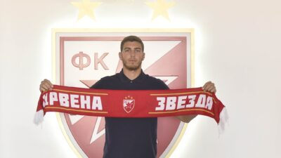 Zvanično: Babić produžio ugovor sa Zvezdom!