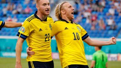 Klason u nadoknadi doneo Švedskoj prvo mesto u grupi!(VIDEO)