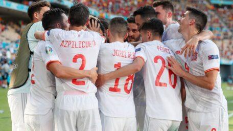 Španija deklasirala Slovačku!(VIDEO)