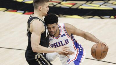 NBA: Atlanta izjednačila u seriji! Bogdanović imao sjajno šutersko veče! (VIDEO)