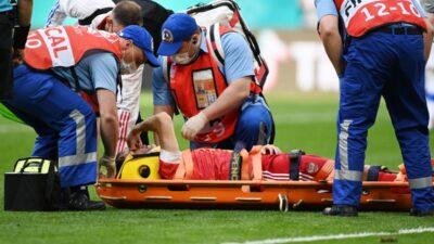 Teška povreda reprezentativca Rusije!
