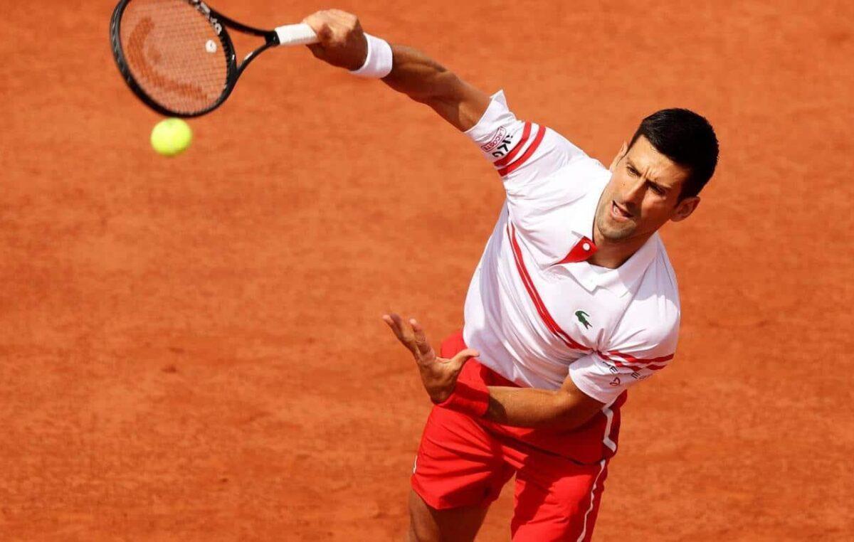 SPEKTAKULARNO: Novak gubio 2:0, pa preokrenuo protiv mladog Italijana!