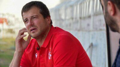 LALATOVIĆ: Želim da pozdravim sve u Srbiji i da poželim našim klubovima koji se takmiče u Evropi puno sreće!