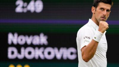 Novak otkrio šta ga je mučilo u toku meča!