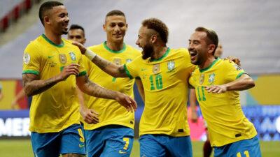 KOPA AMERIKA: Brazil ubedljiv na startu! (VIDEO)