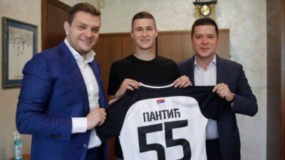 SADA JE I ZVANIČNO: Vratilo se dete Partizana u klub!