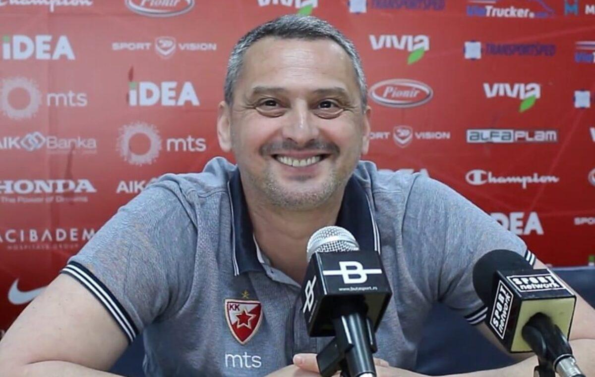 """Radonjić pred finale: """"Pokušaćemo da imamo veći kontinuitet dobre igre i da iskontrolišemo kvalitet ekipe Mege"""""""