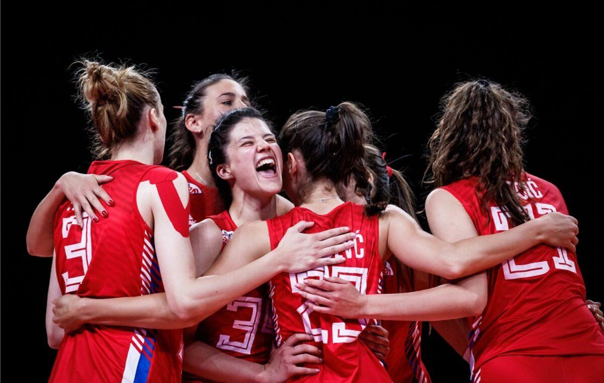 Srbija nakon ubedljivog poraza savladala Kinu!