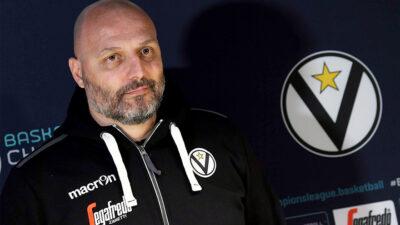 NEVEROVATNO: Đorđević nakon titule u Virtusu dobija otkaz! Da li je ovo šansa za Partizan?