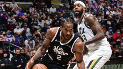 NBA: Klipersi se bude! Uzvratili udarac Juti i smanjili zaostatak u seriji (VIDEO)