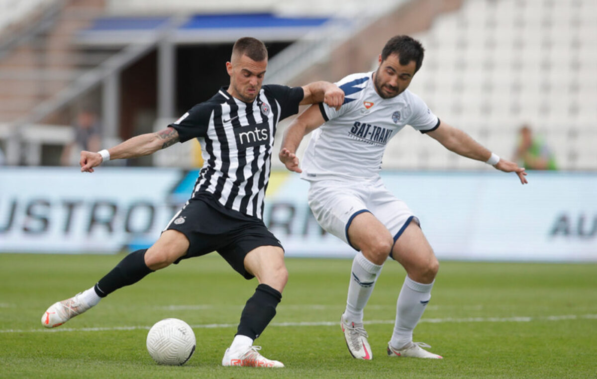 Fudbaler Partizana je jedini koji će nastupiti na Evropskom prvenstvu iz domaće lige!