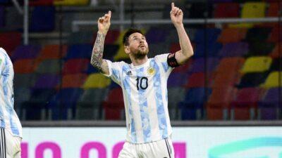 Mesi i Argentina se okliznuli u duelu sa Čileom! (VIDEO)