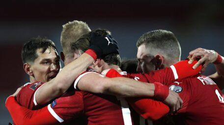 Srbija se izvukla u drugom poluvremenu i izborila nerešen rezultat!