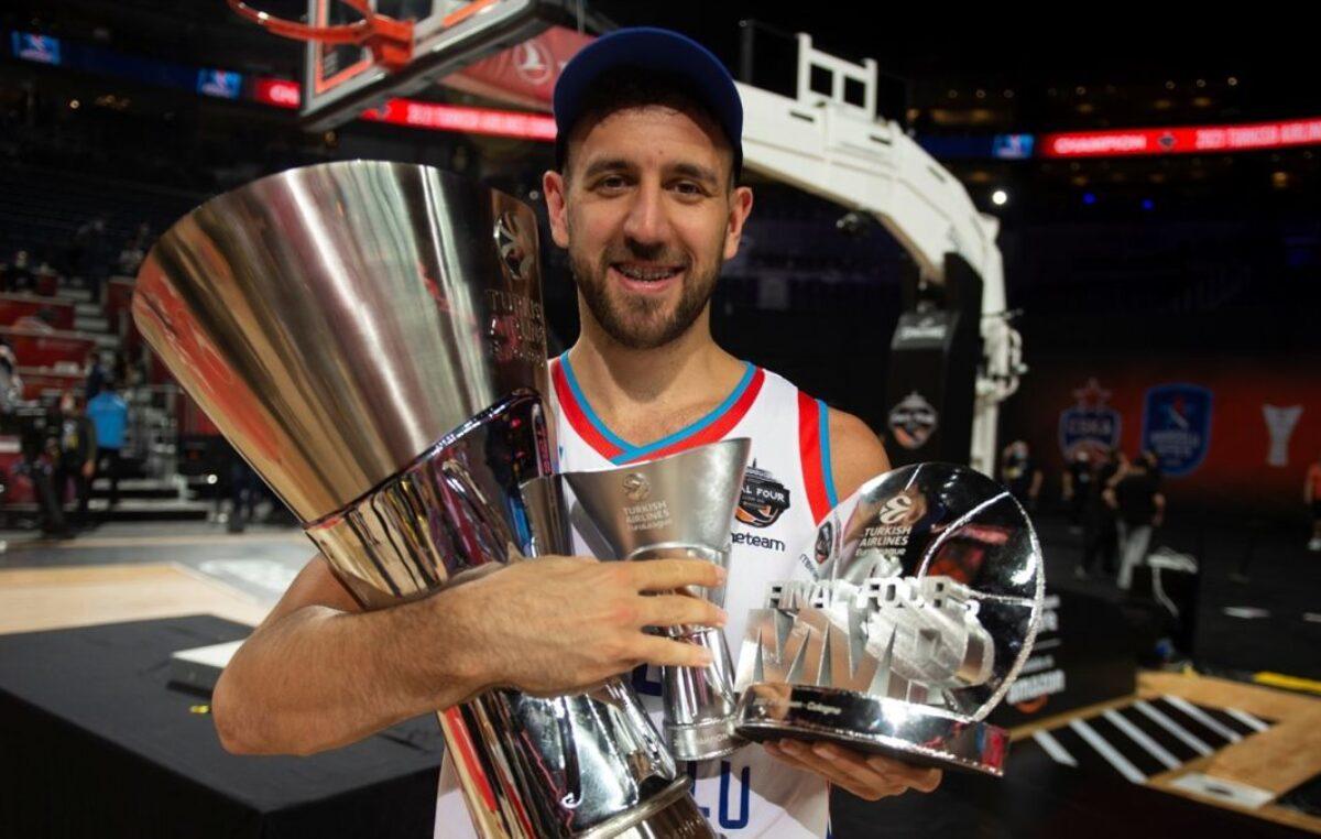 MVP EVROLIGE: Kad sam bio mlad svi su mi predviđali siguran odlazak u NBA!