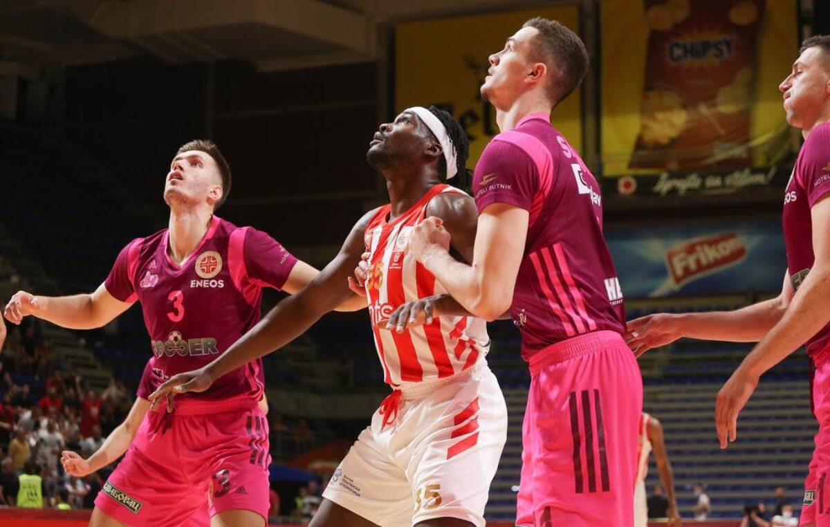 Zvezda razbila Megu u prvom meču finalne serije košarkaške Superlige Srbije!