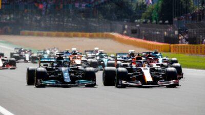 Formula 1: Veliki incident u Sillverstonu!
