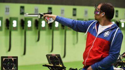 Prva medalja na Olimpijadi osvojena preko nišana!