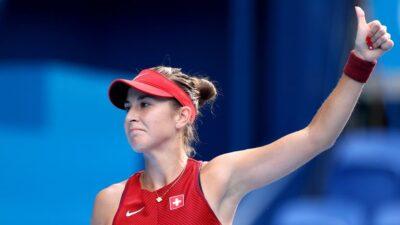 Švajcarska teniserka u finalu Olimpijskih igara!