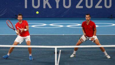 Hrvati briljiraju u tenisu