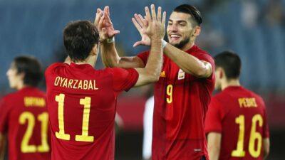 Španija furiozna u produžetku!