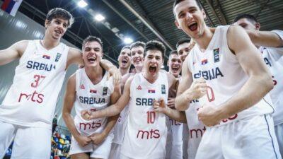 Završnica  U19 Svetskog prvenstva!