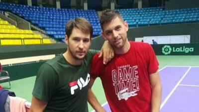Lajović i Krajinović u četvrtfinalu Hamburga!