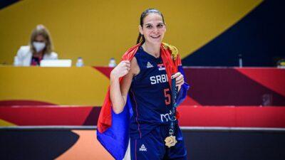Sonja igra na Olimpijadi!