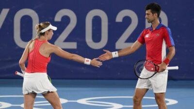 Srbiji se smeši još jedna medalja. Novak i Nina u polufinalu!