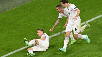 Italijani su novi polufinalisti!