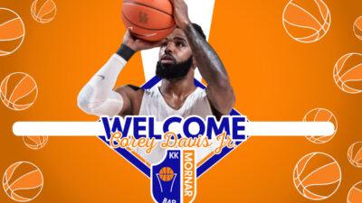 Novo pojačanje u ABA ligi!
