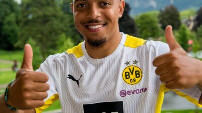 ZVANIČNO: Malen pojačao Dortmund!