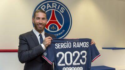 ZVANIČNO: Ramos predstavljen u Parizu! (VIDEO)