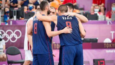 Srbija razbila Belgiju za bronzu!