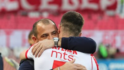 "Stanković: ,,Nemam nikakav problem sa Degenekom"""