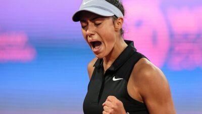 Olga u osmini finala turnira u Budimpešti!