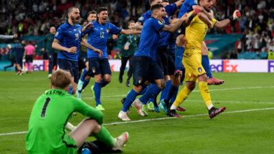 Italija je šampion Evrope! (VIDEO)