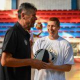 Košarkaš Uniksa trenira sa Partizanom!