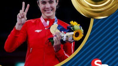 """Milica Mandić nakon osvojene zlatne medalje: """"Mnogo sam emotivna, srećna i ponosna"""""""