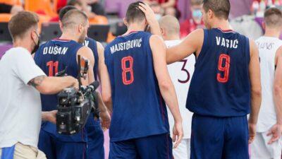 Basket je teška igra, ako ti nije dan neće biti dovoljno što si kvalitetniji!